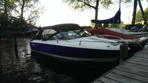 speedboot tent