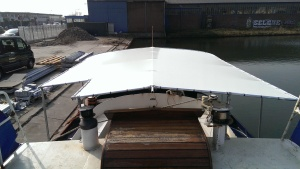 dak op boot