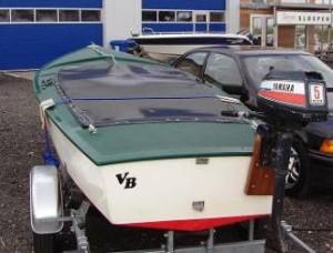 volksboot afdekkleed